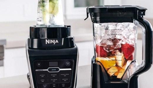 Two Ninja Blenders