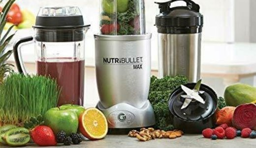 Nutribullet Max Blender