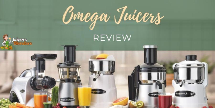 Best Omega Juicers Ranked & Reviewed