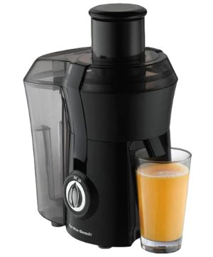 Hamilton Beach Big Mouth Juice Extractor 67601A