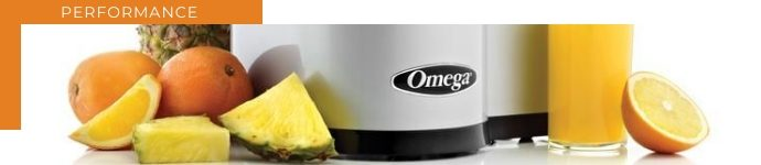 Omega VSJ43QS Performance