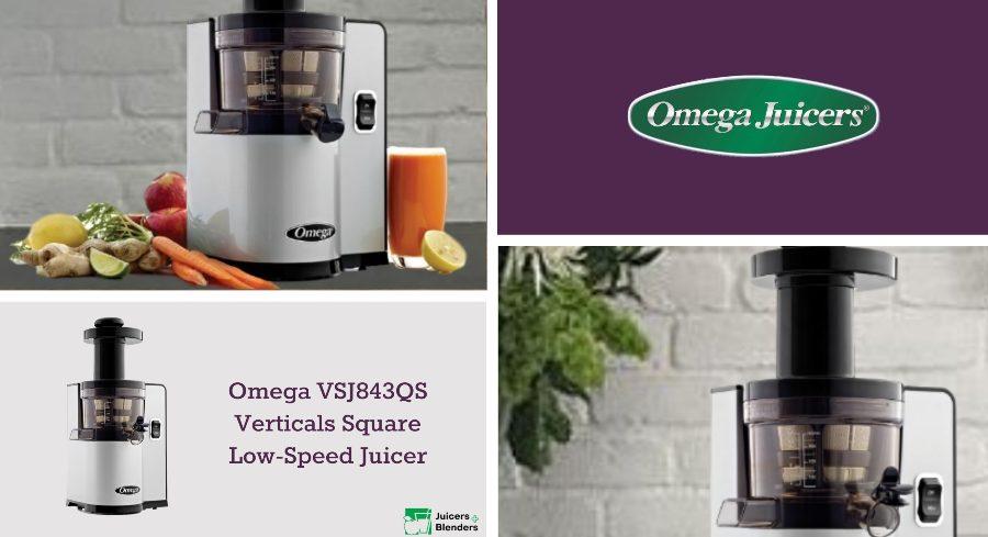 Omega VSJ843QS Vertical Juicer Review