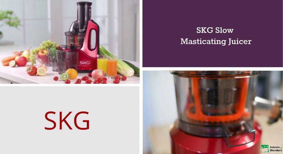 SKG Juicer Review