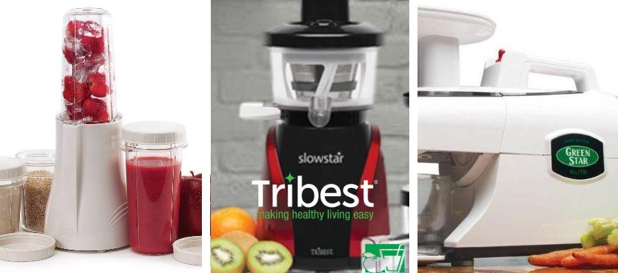 Tribest Juicers